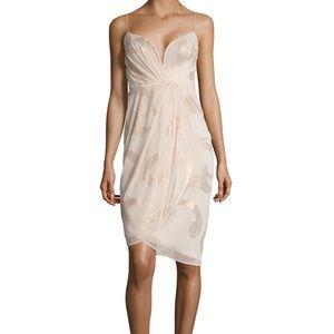NEW Free People Party Venus Slip Dress in Sky Gray